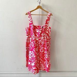 Vanessa Virginia Garden Party Pink Floral Dress 12